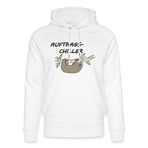 Faultier Auftragschiller - Unisex Bio-Hoodie von Stanley & Stella