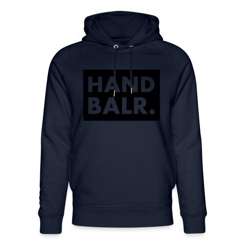 Handbalr Wit - Uniseks bio-hoodie van Stanley & Stella