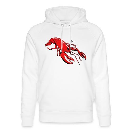 Lobster - Unisex Organic Hoodie by Stanley & Stella