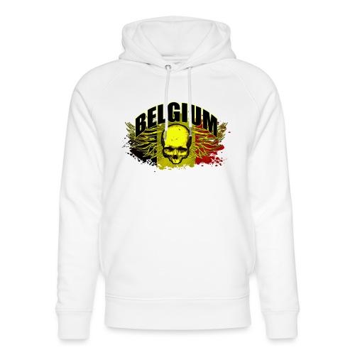 Belgium Devil - Uniseks bio-hoodie van Stanley & Stella