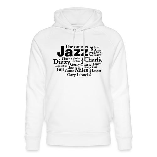 Jazz Greats - Unisex Bio-Hoodie von Stanley & Stella