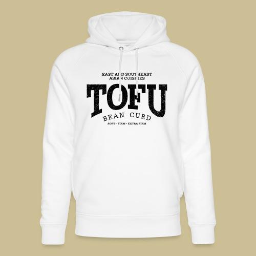 Tofu (black oldstyle) - Unisex Bio-Hoodie von Stanley & Stella
