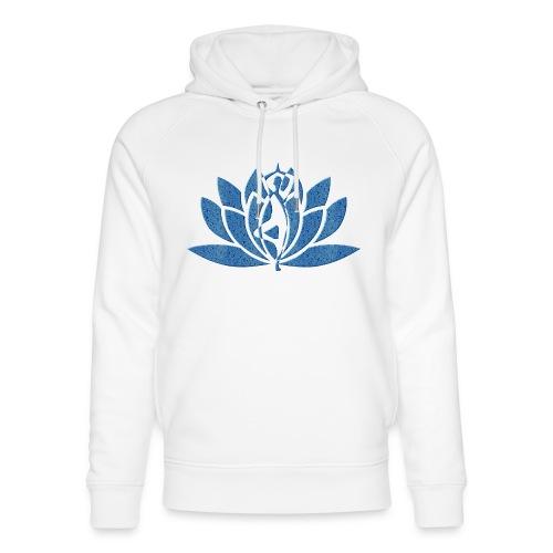 fleur de lotus yoga - Sweat à capuche bio Stanley & Stella unisexe