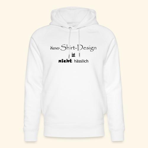 test_shop_design - Unisex Bio-Hoodie von Stanley & Stella