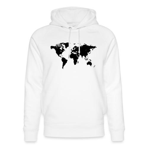 World Map - Unisex Bio-Hoodie von Stanley & Stella