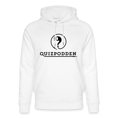 Quizpodden, T-shirt svart - Ekologisk luvtröja unisex från Stanley & Stella