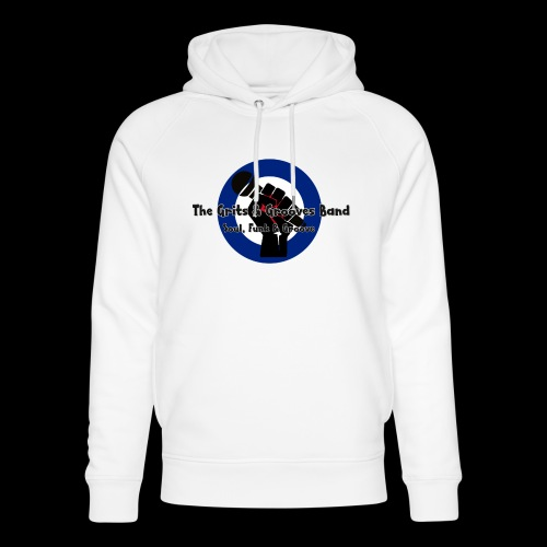 Grits & Grooves Band - Unisex Organic Hoodie by Stanley & Stella