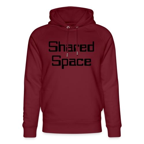 Shared Space - Unisex Bio-Hoodie von Stanley & Stella