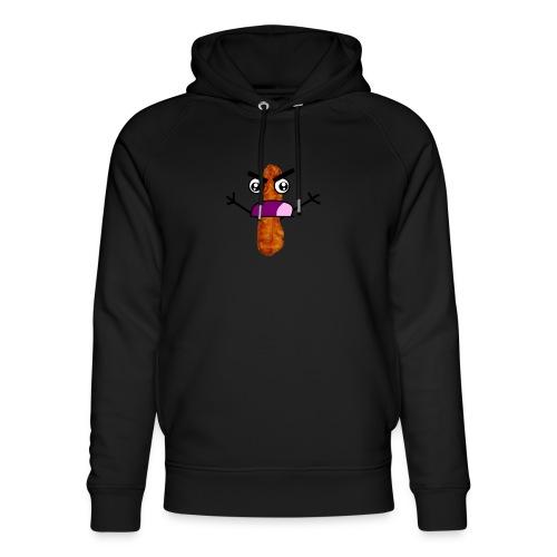 Bacon Man T-Shirt! - Unisex Organic Hoodie by Stanley & Stella