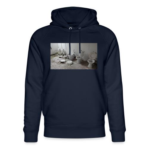 Toilets - Stanley & Stella unisex hoodie af økologisk bomuld