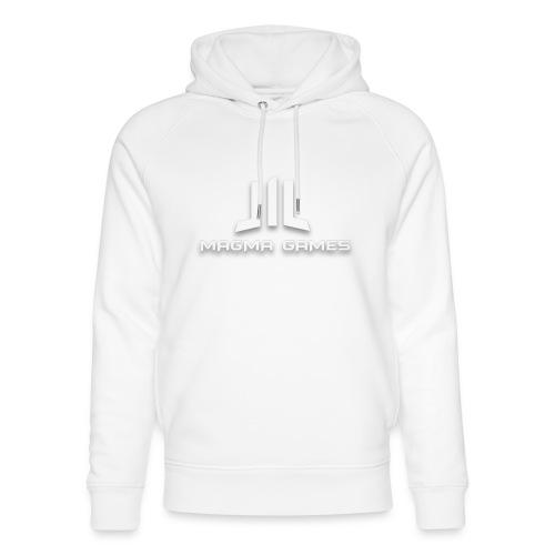 Magma Games t-shirt grijs - Uniseks bio-hoodie van Stanley & Stella
