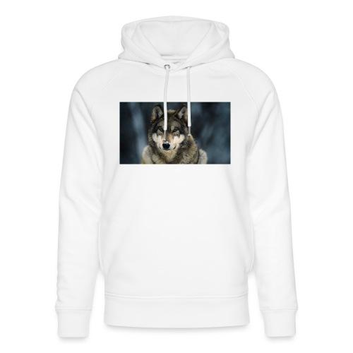 wolf shirt kids - Uniseks bio-hoodie van Stanley & Stella