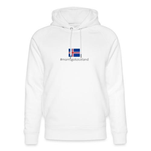 Iceland - Unisex Organic Hoodie by Stanley & Stella
