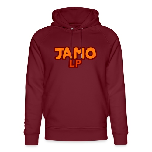 JAMOLP Logo T-shirt - Stanley & Stella unisex hoodie af økologisk bomuld