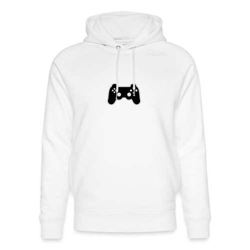 A Friendly Looking Controller Shirt! - Unisex Organic Hoodie by Stanley & Stella