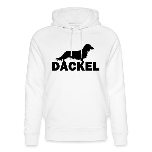 Dackel - Unisex Bio-Hoodie von Stanley & Stella
