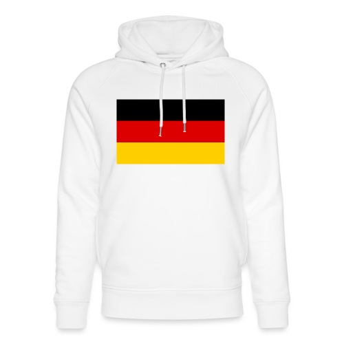 2000px Flag of Germany svg - Unisex Bio-Hoodie von Stanley & Stella