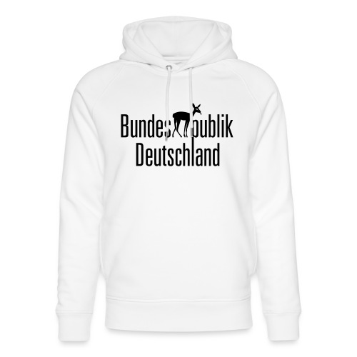 BundesREHpublik_D - Unisex Bio-Hoodie von Stanley & Stella