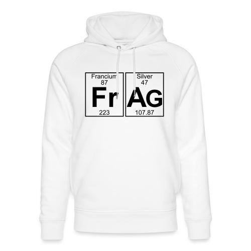 Fr-Ag (frag) - Full - Unisex Organic Hoodie by Stanley & Stella
