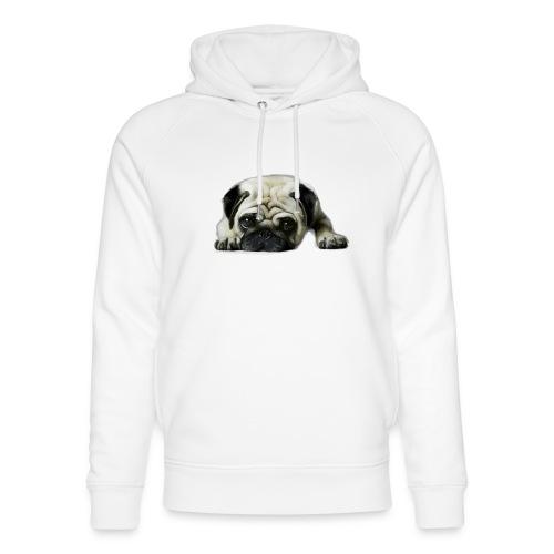 Cute pugs - Sudadera con capucha ecológica unisex de Stanley & Stella
