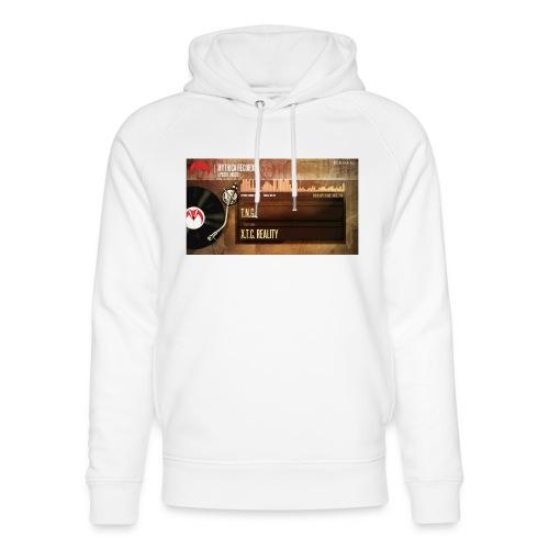 T.N.G. - X.T.C. Reality - Uniseks bio-hoodie van Stanley & Stella
