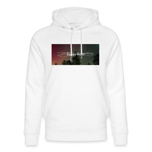 dangy_tru - Uniseks bio-hoodie van Stanley & Stella