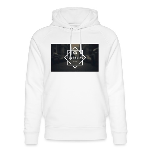 Youth King logo - Unisex Organic Hoodie by Stanley & Stella