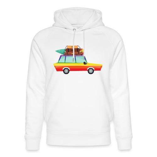 Gay Van | LGBT | Pride - Unisex Bio-Hoodie von Stanley & Stella