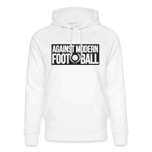 #AgainstModernFootball - Ekologisk luvtröja unisex från Stanley & Stella
