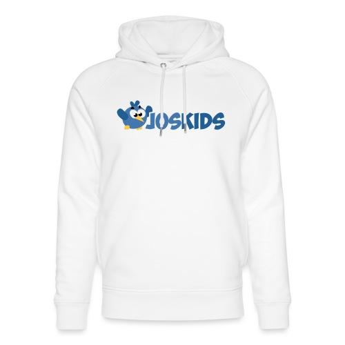 Logo JosKids 3 - Felpa con cappuccio ecologica unisex di Stanley & Stella