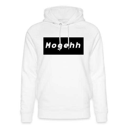 Mogehh logo - Unisex Organic Hoodie by Stanley & Stella