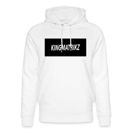kingmatrikz - Stanley & Stella unisex hoodie af økologisk bomuld