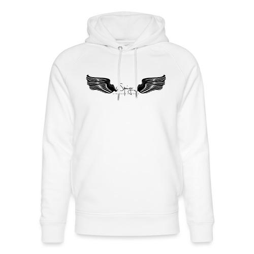 Seraph Wings Logo - Sweat à capuche bio Stanley & Stella unisexe