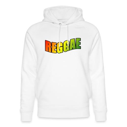 Reggae - Unisex Organic Hoodie by Stanley & Stella
