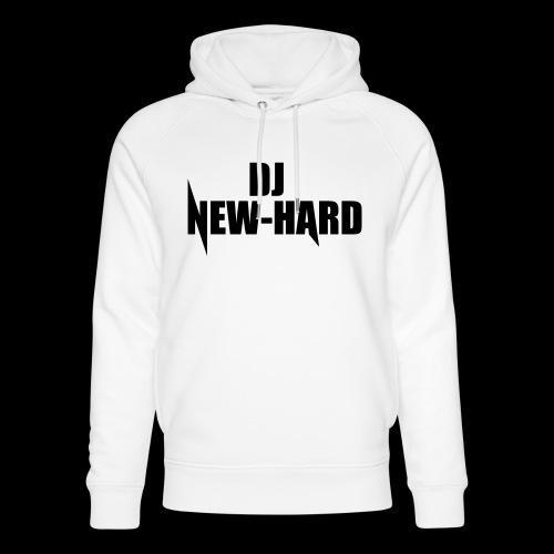 DJ NEW-HARD LOGO - Uniseks bio-hoodie van Stanley & Stella