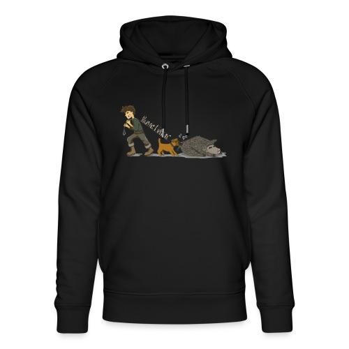 Hundeführer - Unisex Bio-Hoodie von Stanley & Stella