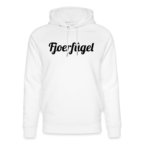 fjoerfugel - Uniseks bio-hoodie van Stanley & Stella