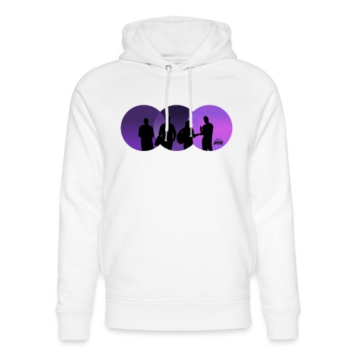 Motiv Cheerio Joe violett - Unisex Bio-Hoodie von Stanley & Stella