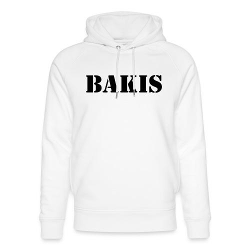 bakis - Unisex Organic Hoodie by Stanley & Stella