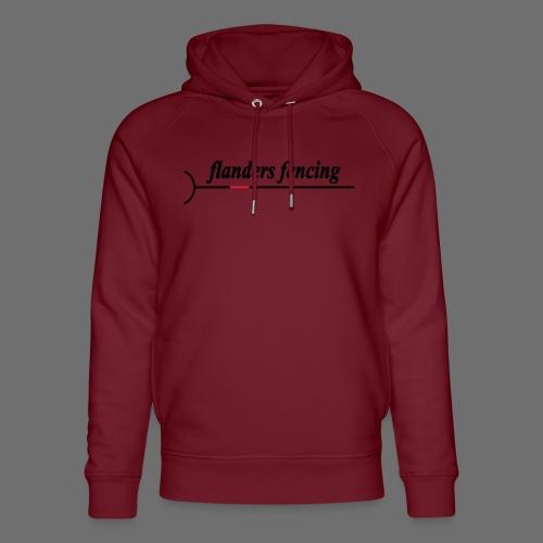 Flanders Fencing - Uniseks bio-hoodie van Stanley & Stella