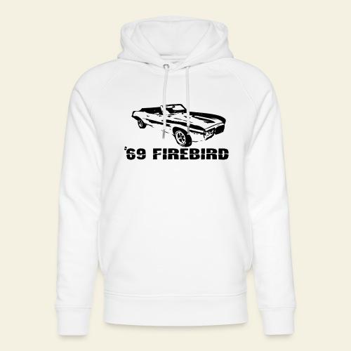 firebird small - Stanley & Stella unisex hoodie af økologisk bomuld