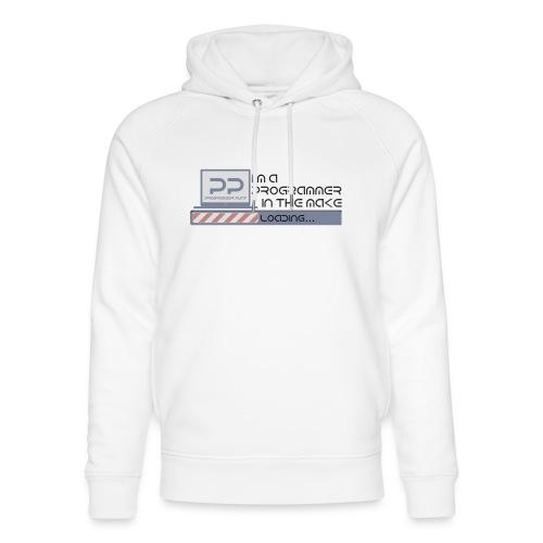 I m a programmer in the make - Uniseks bio-hoodie van Stanley & Stella