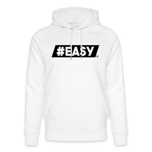 #EASY Classic Logo T-Shirt - Felpa con cappuccio ecologica unisex di Stanley & Stella