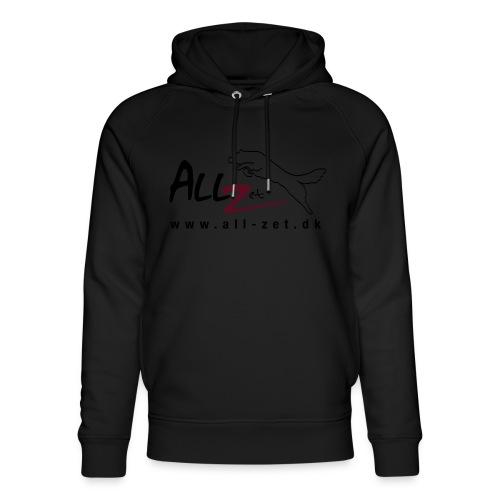 All Zet Logo - Stanley & Stella unisex hoodie af økologisk bomuld