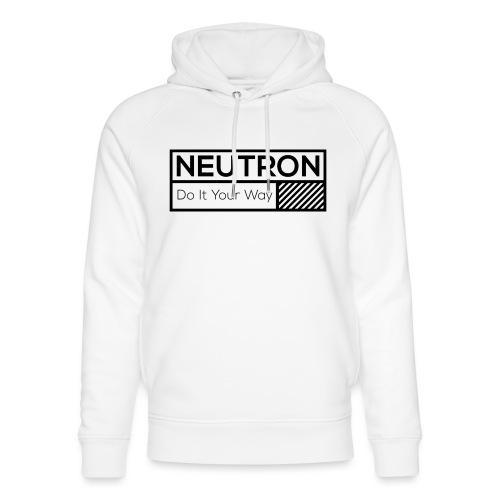Neutron Vintage-Label - Unisex Bio-Hoodie von Stanley & Stella
