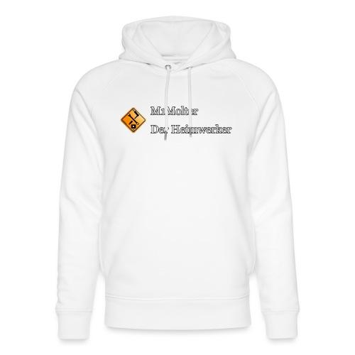 M1Molter - Der Heimwerker - Unisex Bio-Hoodie von Stanley & Stella