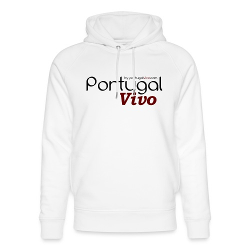 Portugal Vivo - Sweat à capuche bio Stanley & Stella unisexe