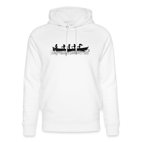 pretty maids all in a row - Unisex Organic Hoodie by Stanley & Stella