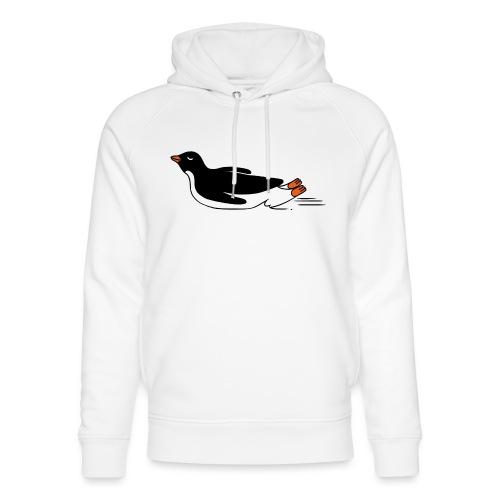 Spreequell Pinguin - Unisex Bio-Hoodie von Stanley & Stella