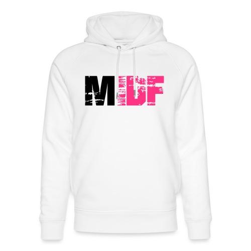 Logo MIDF 2 - Sweat à capuche bio Stanley & Stella unisexe